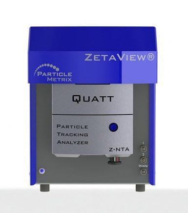 ZetaView® QUATT NTA instrument