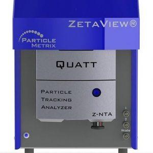 ZetaView® model: QUATT