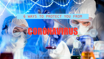 6 ways to protect you from coronavirus